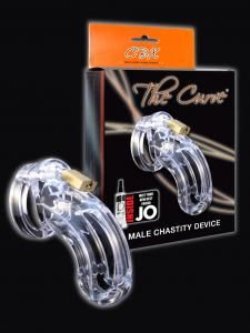 The Curve CB Male Chastity Cock Cage