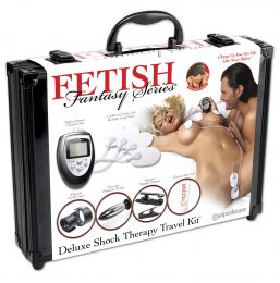Deluxe Shock Therapy Travel Case