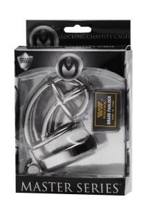 Master Series Captus Male Chastity Cock Cage