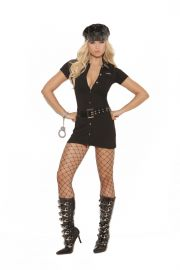 Officer Arrest Me Costume (Sizes: S/M)