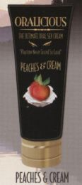 Oralicious Sex Cream (Flavour: Peaches and Cream)
