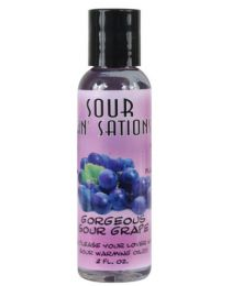 2oz Sour Sinsations Oil (Flavour: Grape)