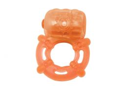 Climax Juicy Love Rings (Color: Orange)